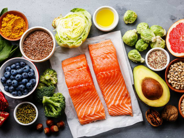 健康的な食材