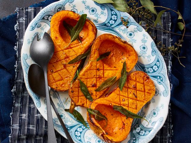 バターナッツかぼちゃのロースト