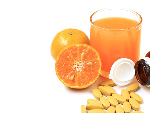 ビタミンサプリ