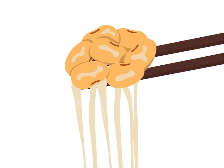 納豆パワー5つ。健康やダイエットに効果的な食べ方とは?