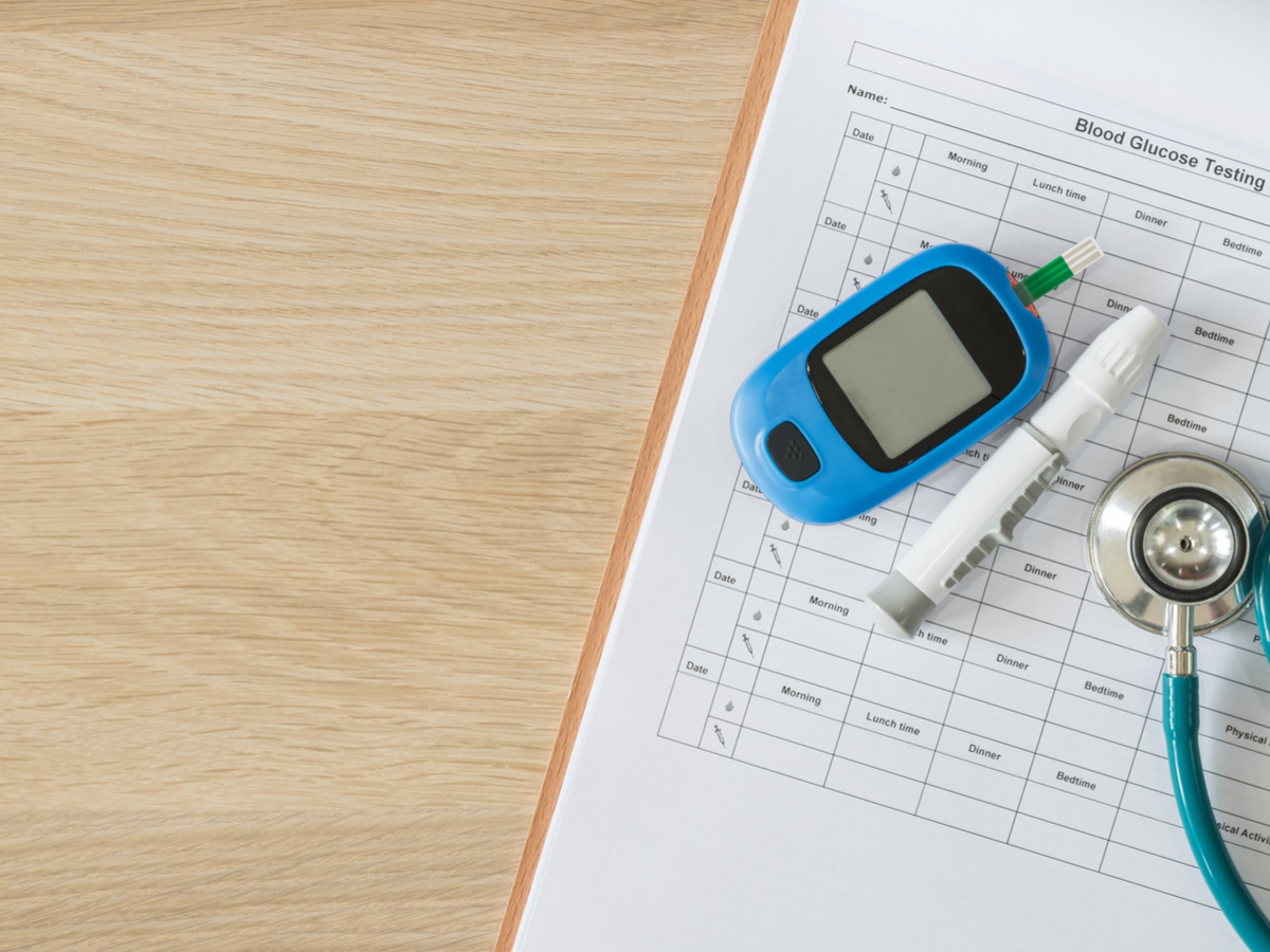 血糖値検査
