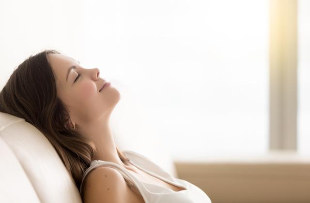 自律神経を整え、身体の機能を調整してくれる
