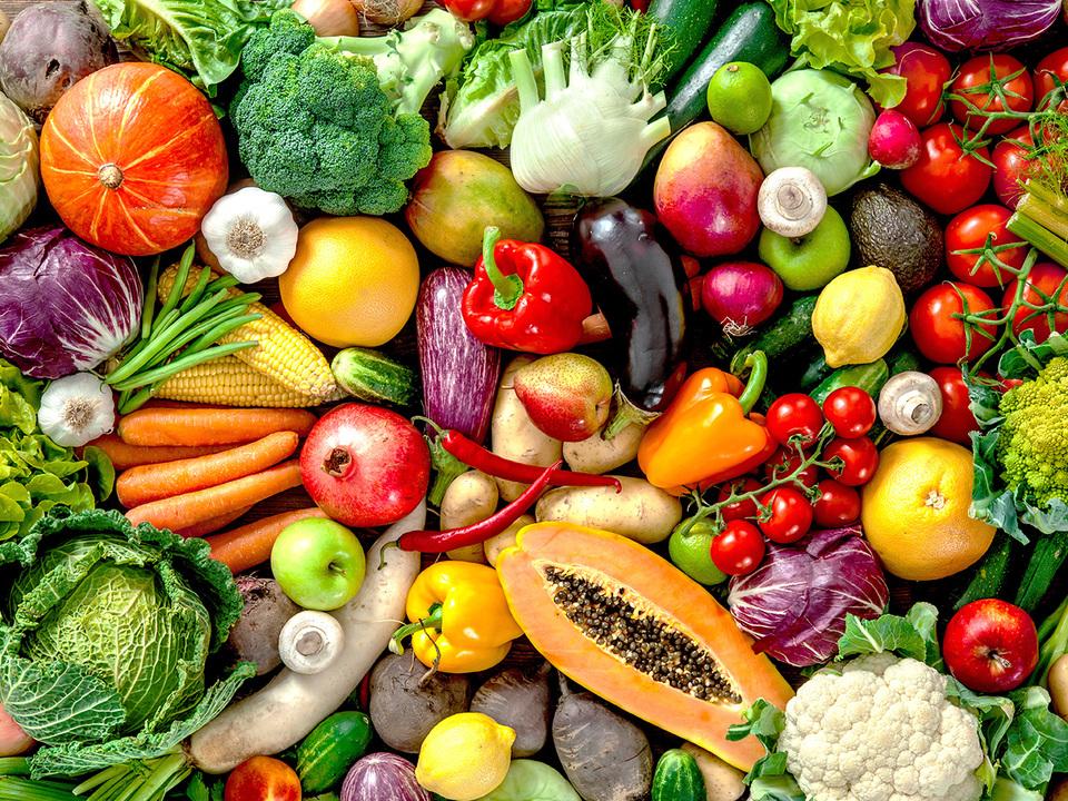 野菜とフルーツ