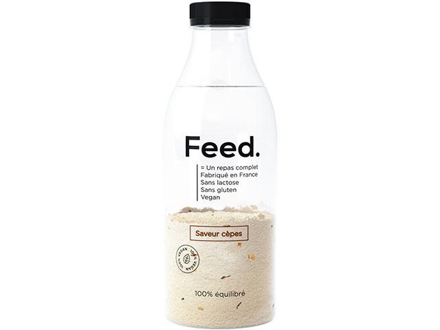 feed. パウダーボトル