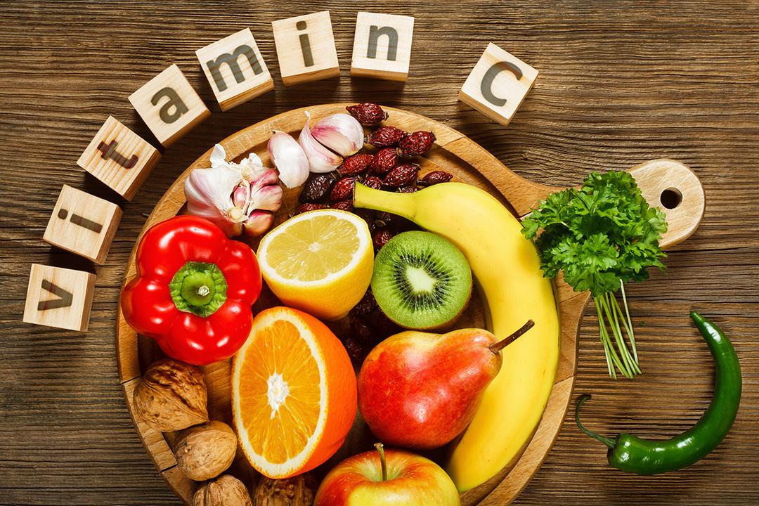 ビタミンCが多い食品