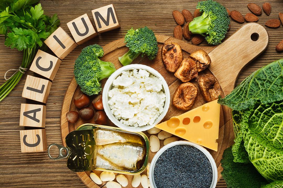 カルシウムが多い食品