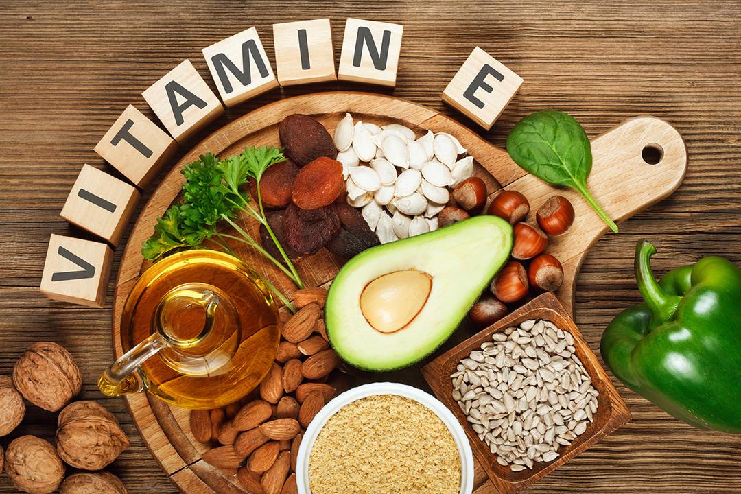 ビタミンEが多い食品