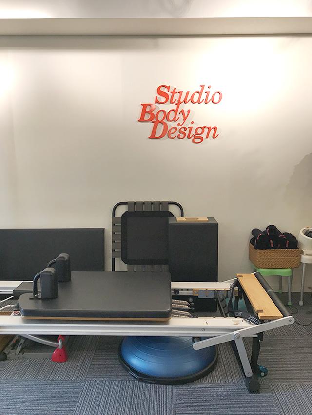 スタジオボディデザインの加圧トレーニング