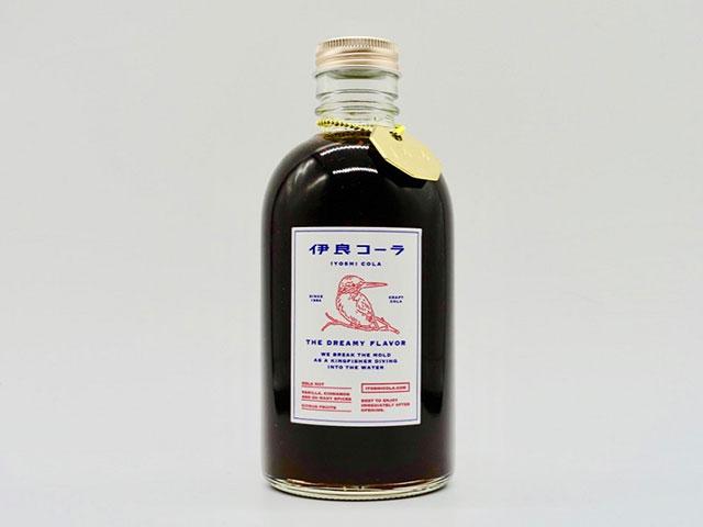 伊良コーラ・濃縮シロップ