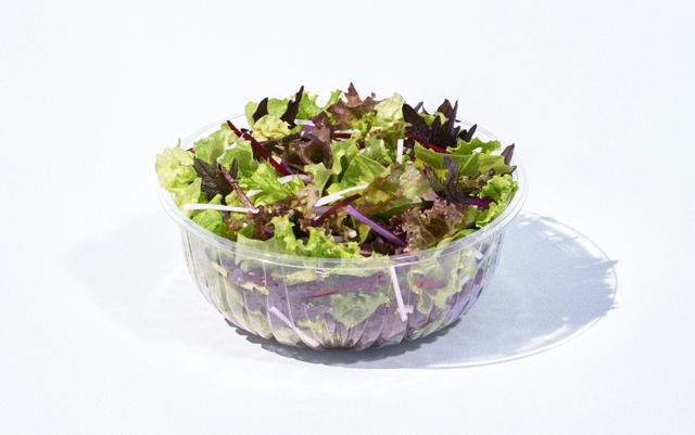 100%オーガニック 野菜サラダ