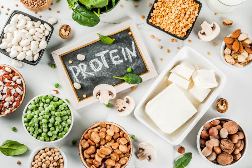 タンパク質の多い食べ物