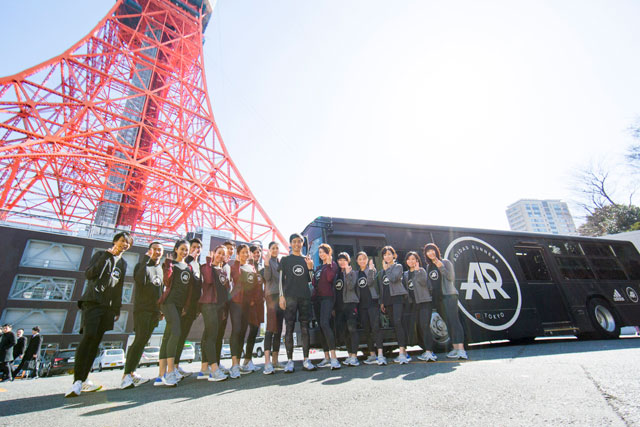 run real tokyo