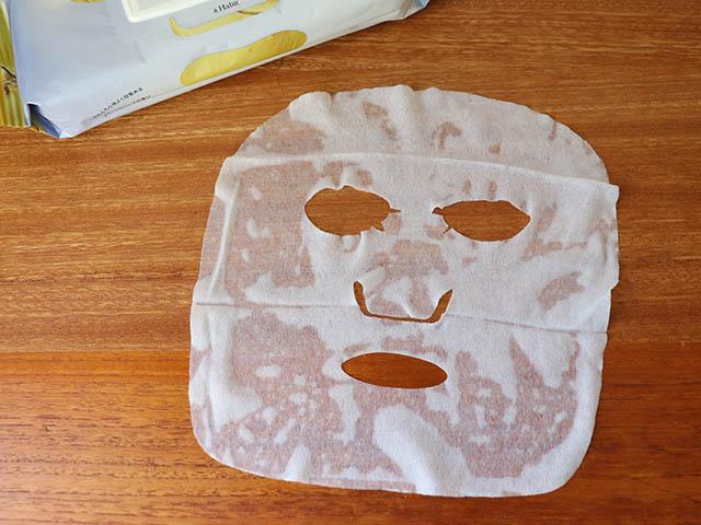 コンブチャ シートマスク
