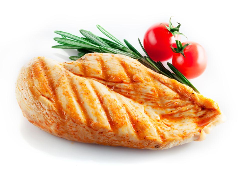 鶏むね肉のグリル