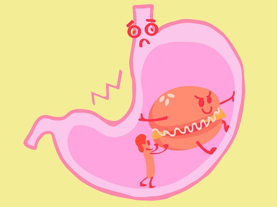 胃が痛い・気持ち悪いときに。カンタン対処法や、胃を強く ...