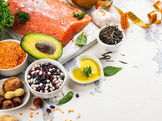 低コレステロール食材