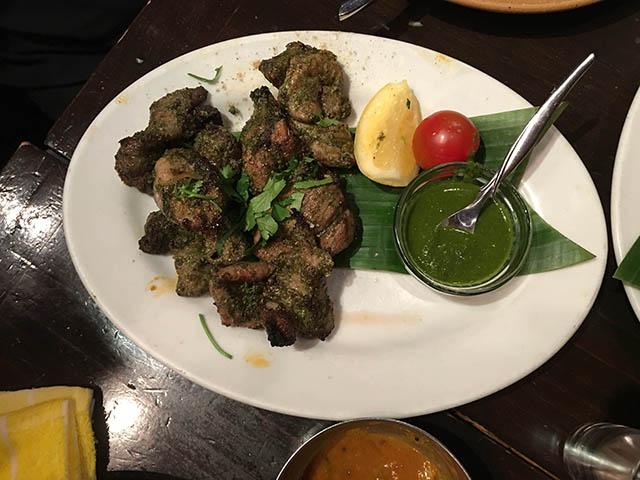 インド料理