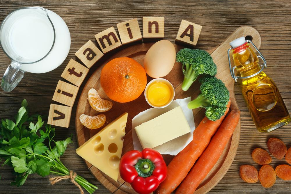 ビタミンAを含む食品
