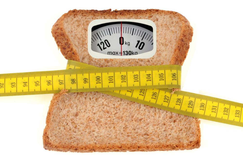 パンとダイエット