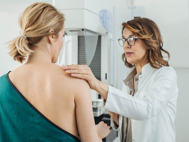 乳がん検診
