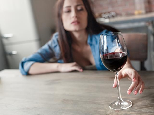 アルコール依存