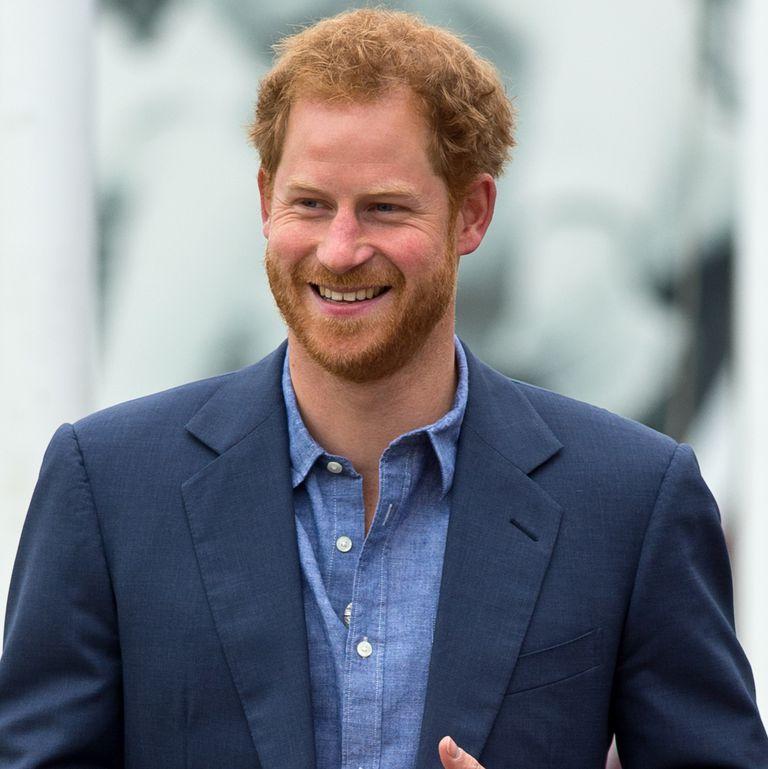 ハリー王子