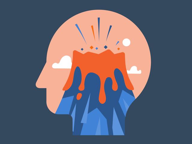 ストレス脳