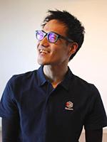 パーソナルストレッチ専門家・中田雄大さん