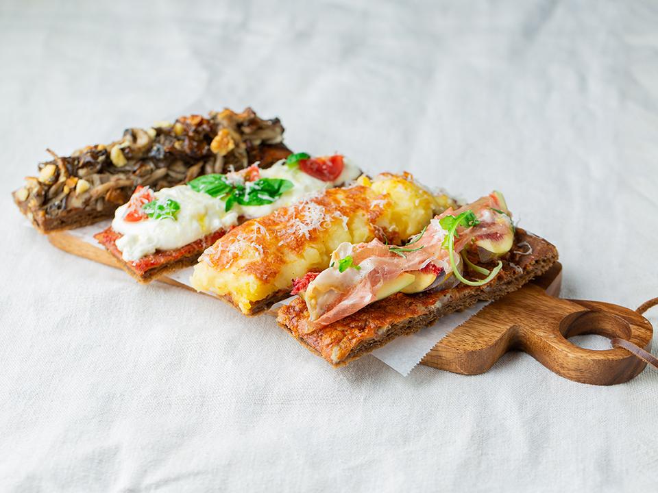 SONOBONの低糖質ピザ