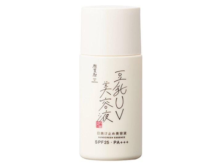 豆乳UV美容液 自然生活〈SPF25・PA+++〉(30mL) 4320円(税込)