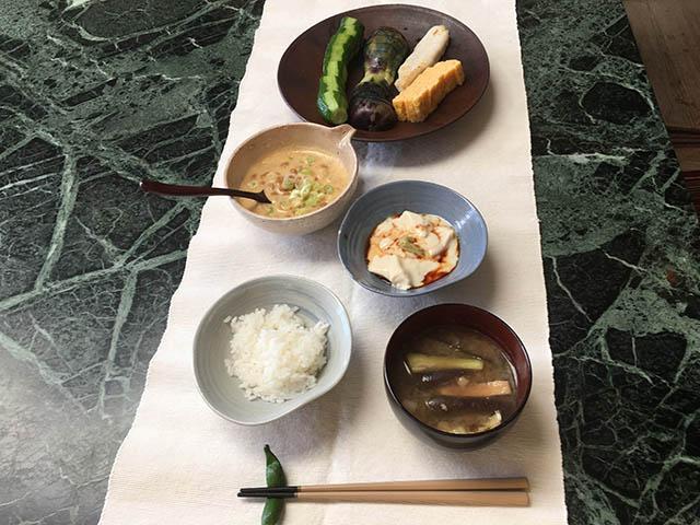 くみ上げ豆腐