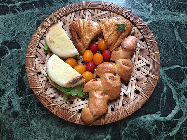 Ble d'Oreのパン