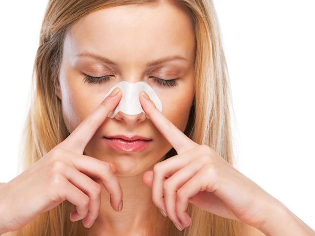 鼻のパック