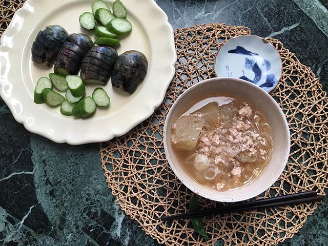 冬瓜スープ
