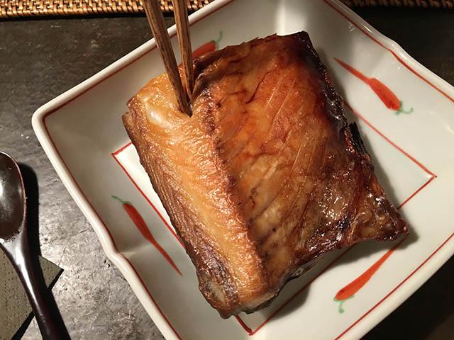 真鯖の干物