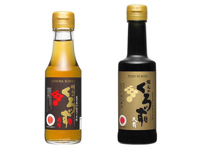 坂元醸造の黒酢