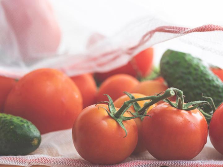 トマトは常温保存でリコピン増