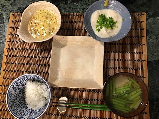 納豆ごはん