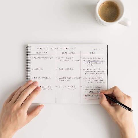 アイデア用ノート