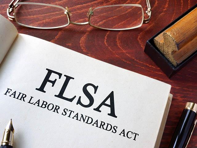 労働基準法についての写真