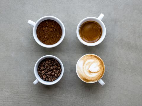 摂取 量 コーヒー