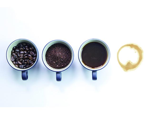 コーヒーの正しい摂取量