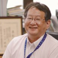 二川健教授