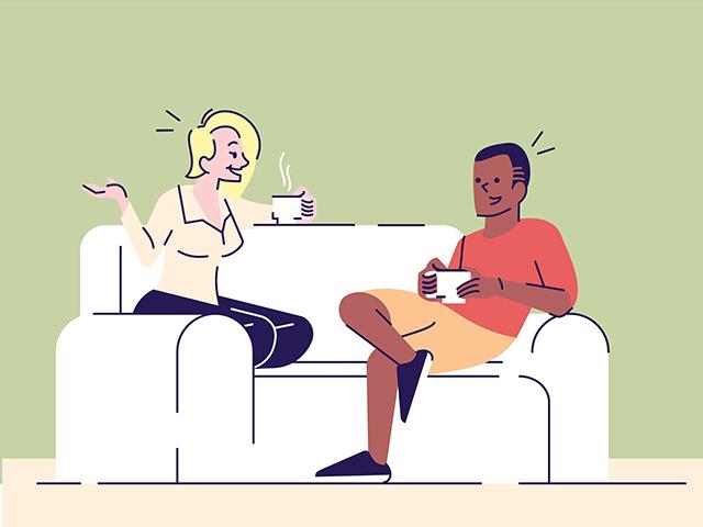 男女のコミュニケーション