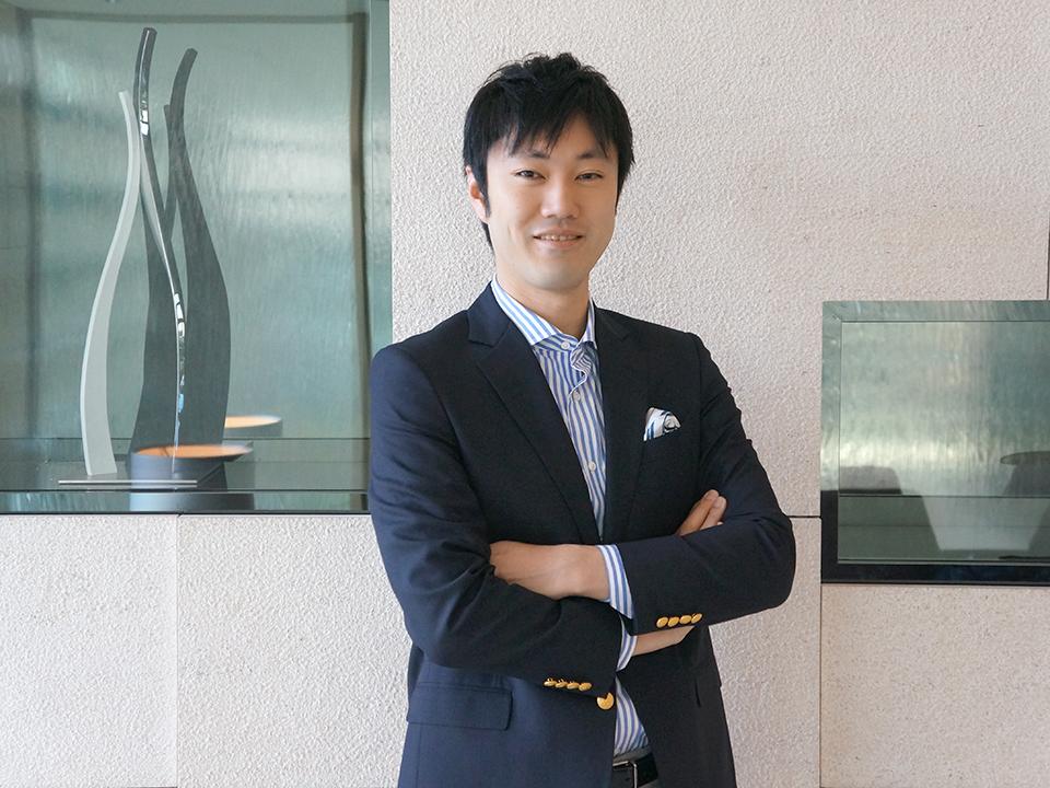予防医学研究者・医学博士の石川善樹さん