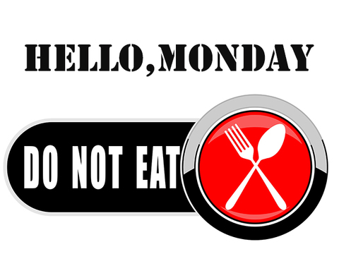 断食 月曜日