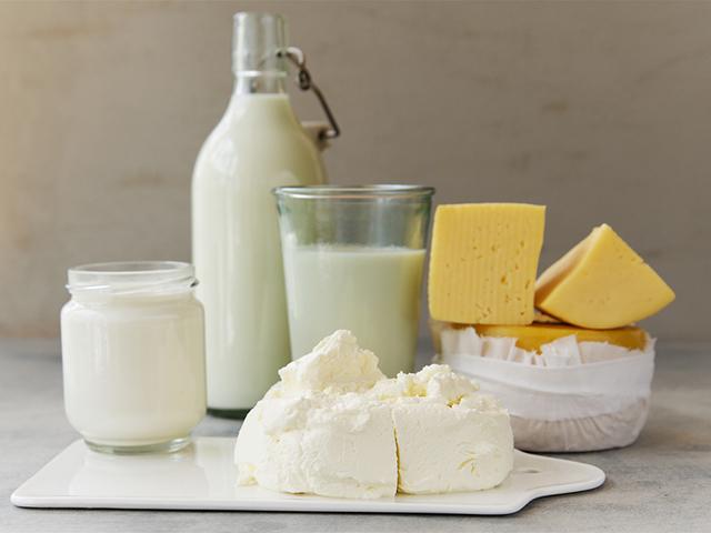 ホエイタンパク質を含む乳製品