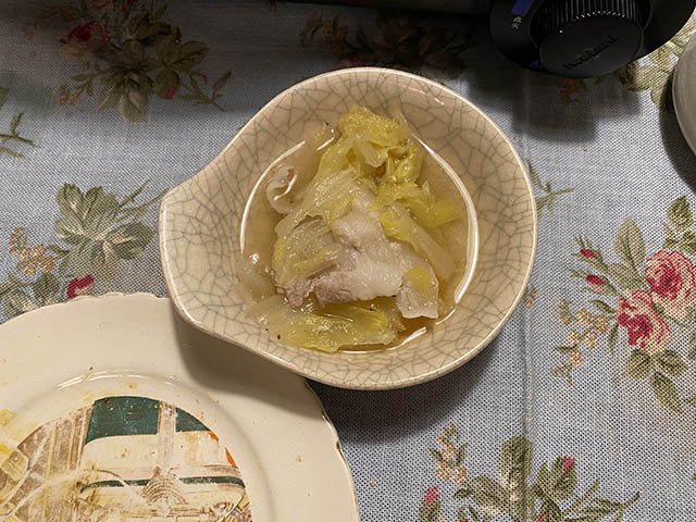 白菜鍋小鉢