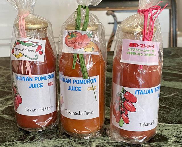 高梨のトマトジュース