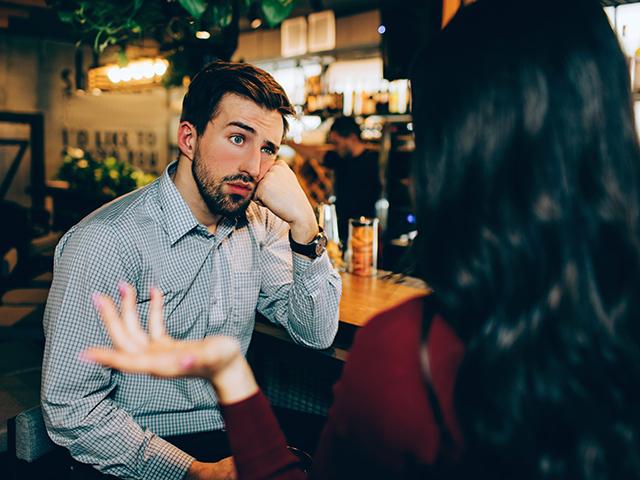 男女の会話